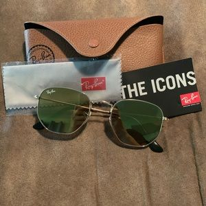 Brand new Ray-bans!